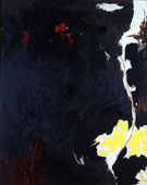 Untitled 1952 - Clyfford Still
