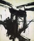 Franz Kline August Day 1957
