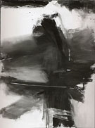 Franz Kline Black White and Gray 1959