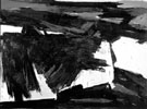 Franz Kline Delaware Gap 1958