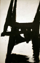 Franz Kline Four Square 1956