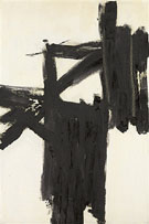 Mars Black and White 1959 - Franz Kline