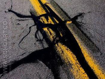 Meets Yellow Lines - Franz Kline reproduction oil painting