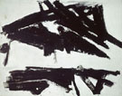 Undes 1957 - Franz Kline reproduction oil painting