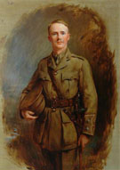 Lance Calkin Second Lieutenant Percy Orde Powlett 4th Battalion