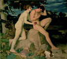 William Strang Adam and Eve