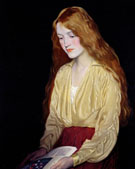 William Strang Cynthia 1917