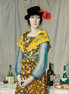 William Strang The Buffet 1917