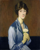 William Strang The White Rose 1919