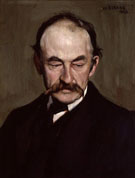 William Strang Thomas Hardy 1893
