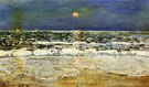 East Hampton - Childe Hassam