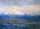 Mount Hood - Childe Hassam