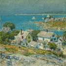 New England Headlands 1899 - Childe Hassam