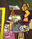 Still Life with Gourds 1916 - Matisse reproduction oil painting