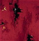 Untitled R No 1 1947 - Clyfford Still