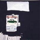 Dodge City Black - Jean-Michel-Basquiat