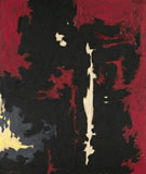 1949 A No 4 - Clyfford Still