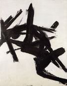 Black and White No.1 1952 - Franz Kline