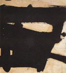 Untitled Study for Wanamaker Block c 1955 56 - Franz Kline