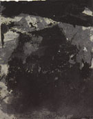 Study for Requiem 1958 - Franz Kline