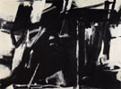 Cupola 1958 early state 1960 final state - Franz Kline