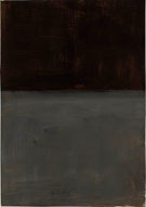 Untitled Brown and Gray 1969 - Mark Rothko