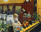 Table for Ladies 1930 - Edward Hopper