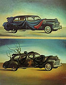 Salvador Dali Clothes Automobile 1941
