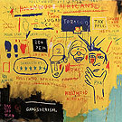 Hollywood Africans - Jean-Michel-Basquiat