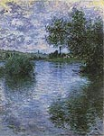 Vetheuil - Claude Monet reproduction oil painting