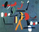 Painting 1933 - Joan Miro reproduction oil painting