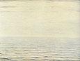 The Sea 1963 - L-S-Lowry