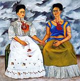 The Two Fridas 1939 - Frida Kahlo