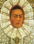 Self Portrait 1948 - Frida Kahlo