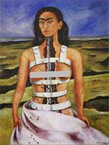 The Broken Column 1944 - Frida Kahlo