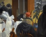 The New York Restaurant 1922 - Edward Hopper