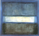 No 27 Light Band White Band 1954 - Mark Rothko