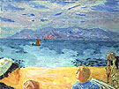 L'esterel - Pierre Bonnard reproduction oil painting