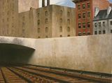 Approaching the City - Edward Hopper