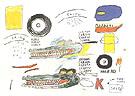 IZOD - Jean-Michel-Basquiat