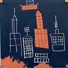 Mecca - Jean-Michel-Basquiat reproduction oil painting