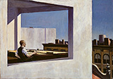 Office in Small City 1953 - Edward Hopper reproduction oil painting