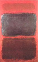 Rothko - No 40 Blue Penumbria - Mark Rothko