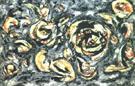Ocean Greyness 1954 - Jackson Pollock