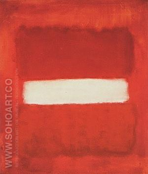 mark rothko and his painting white Born in a province belonging at the time to the russian federation, but currently to latvia, mark rothko was one of the most important american painters after his early works (most of them indebted to the influence of surrealism), rothko eventually developed in the late '40s his signature style.