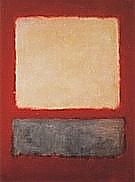 Light Over Grey - Mark Rothko