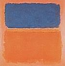 Blue Cloud - Mark Rothko