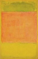 Untitled 1954 Lime - Mark Rothko