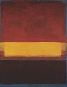No 9 5 18 1952 - Mark Rothko