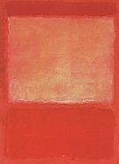 No 16  1960 Orange Purple - Mark Rothko